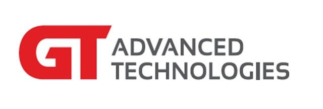 Logo for GT advanced technologies