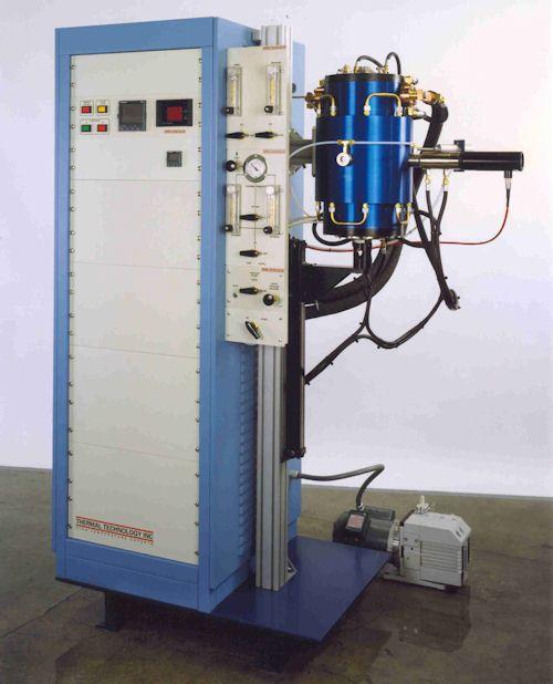 high temperature furnace system