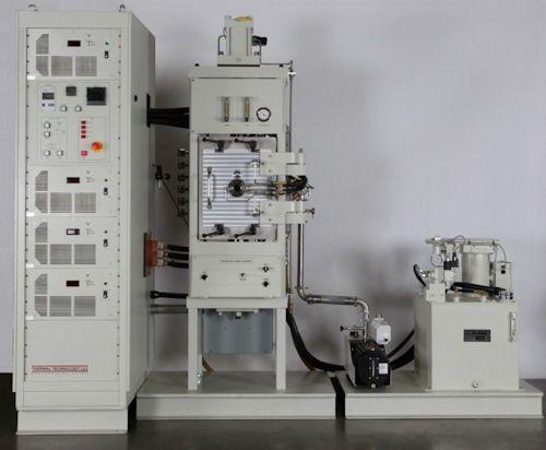 spark plasma sintering system