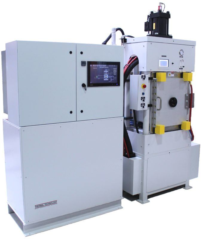 DCS 25- Laboratory scale direct current sintering furnace for spark plasma sintering
