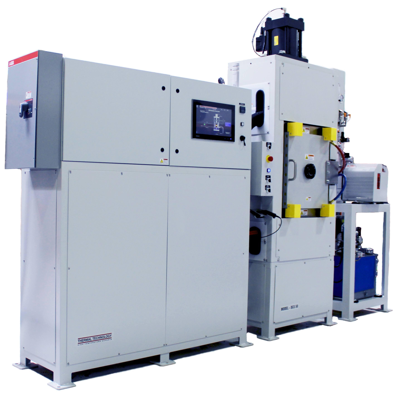 Direct Current Sintering - Spark Plasma Sintering | Thermal Technology