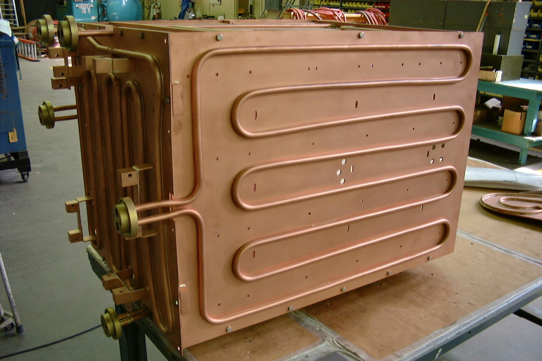 Custom furnace production